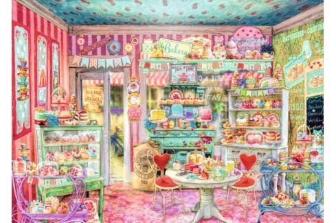 RAVENSBURGER Puzzle Cukrárna 1000 dílků Puzzle