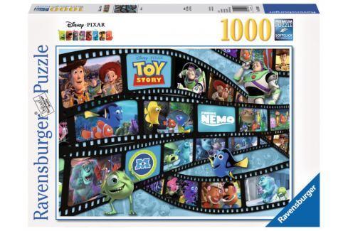 RAVENSBURGER Puzzle Filmová páska Disney Pixar 1000 dílků Puzzle