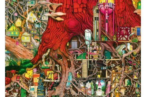 RAVENSBURGER Puzzle  1000 dílků - Skrytý svět Puzzle