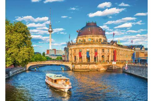 RAVENSBURGER Puzzle Ostrov muzeí, Berlín 1000 dílků Puzzle