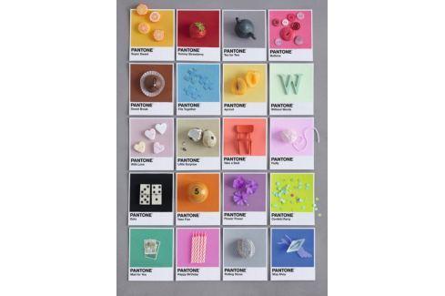 RAVENSBURGER Puzzle Pantone 1000 dílků Puzzle