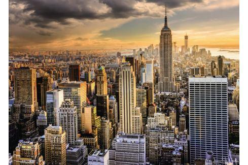 RAVENSBURGER Puzzle Mrakodrapy v New Yorku 1000 dílků Puzzle