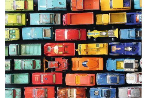 RAVENSBURGER Puzzle Dopravní zácpa 1000 dílků Puzzle