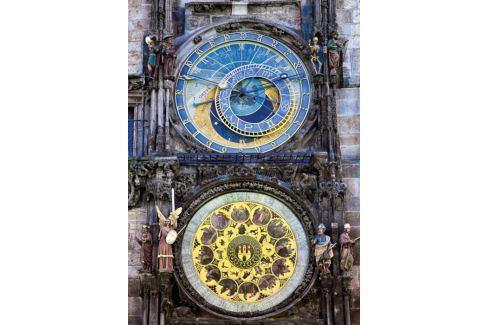 RAVENSBURGER Puzzle  19739 Pražský orloj 1000 dílků Puzzle