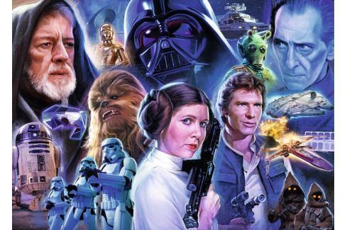 RAVENSBURGER Puzzle Star Wars: Impérium vrací úder 1000 dílků Puzzle