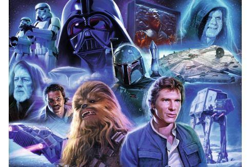 RAVENSBURGER Puzzle Star Wars: Limitovaná edice III. 1000 dílků Puzzle
