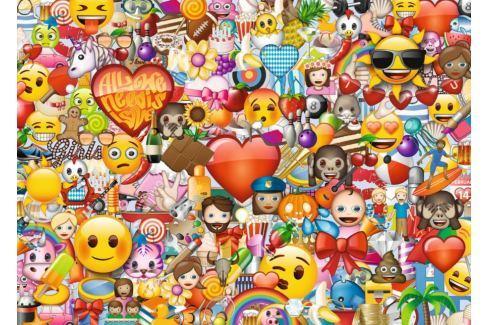 RAVENSBURGER Puzzle Emoji 1000 dílků Puzzle