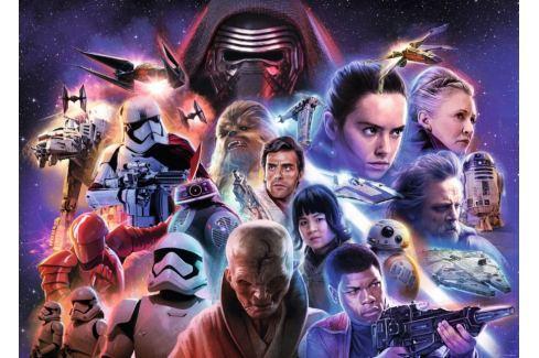 RAVENSBURGER Puzzle Star Wars: Poslední z Jediů 1000 dílků Puzzle