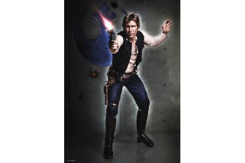 RAVENSBURGER Puzzle Star Wars: Han Solo 1000 dílků Puzzle