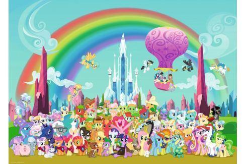 RAVENSBURGER Puzzle My Little Pony 1000 dílků Puzzle