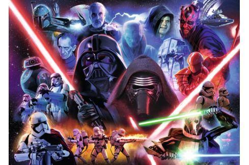 RAVENSBURGER poškozený obal: Puzzle Star Wars: Limitovaná edice V. 1000 dílků Puzzle