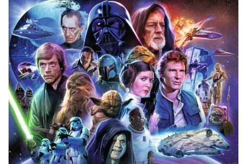 RAVENSBURGER Puzzle Star Wars: Limitovaná edice VI. 1000 dílků Puzzle
