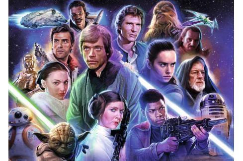 RAVENSBURGER Puzzle Star Wars: Limitovaná edice VII. 1000 dílků Puzzle