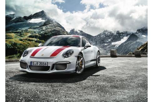 RAVENSBURGER Puzzle Porsche 911 R 1000 dílků Puzzle