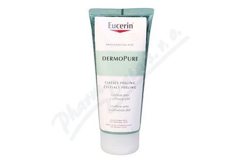 Eucerin DermoPure Čisticí peeling 100ml Peeling