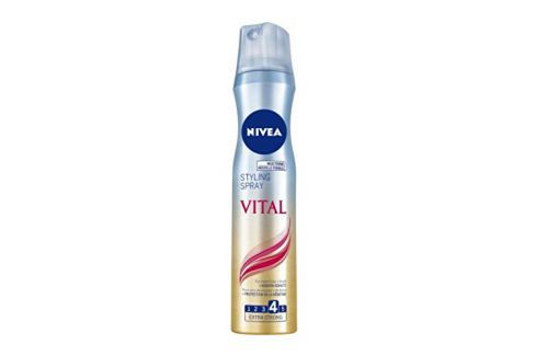 Nivea Lak na vlasy Vital (Styling Spray) 250 ml Produkty