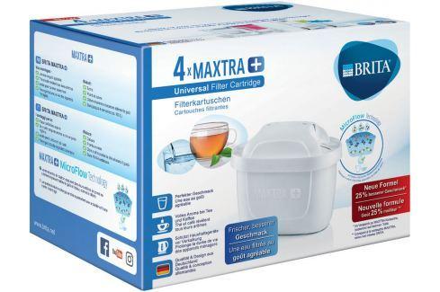 BRITA MAXTRAPLUS 4 PACK FILTRY Konvice, termosky, láhve