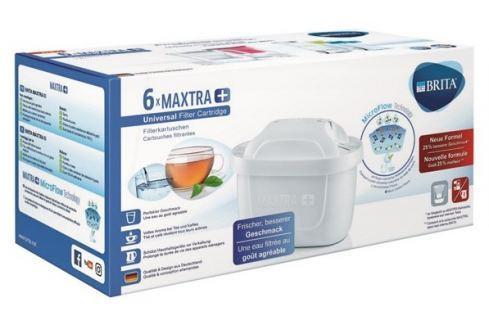 Brita Filtrační patrona  Maxtra Plus 6 Pack Ostatní kuchyňské spotřebiče