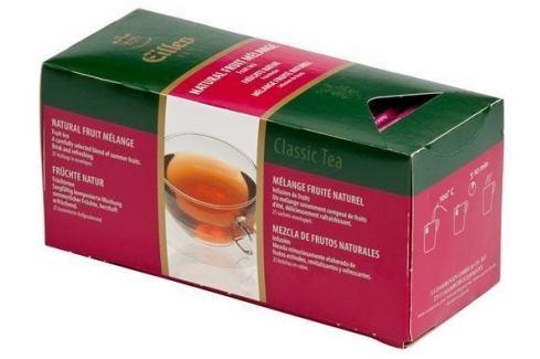 EILLES Ovocný čaj, 25x1,7g, , Natural fruit mélange Čaje