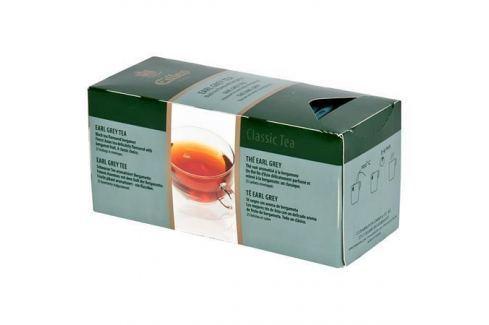 EILLES Černý čaj Earl Grey, 25 x 2g, Čaje