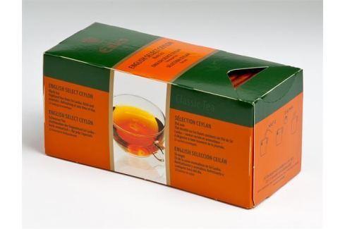 EILLES Černý čaj, 25x1,7g, , English Select Ceylon Čaje