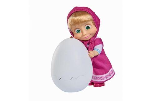 Máša a tučňák ve vajíčku - Máša a medvěd Panenky a barbie