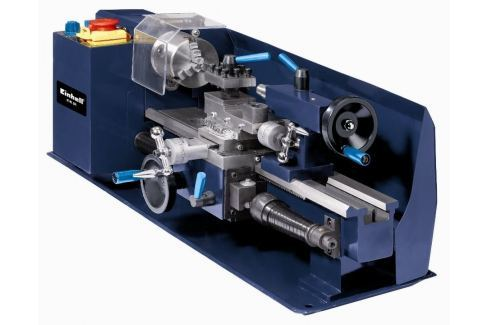 Soustruh na kov BT-ML 300 Einhell Blue Katalog produtků