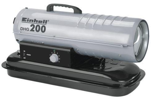Einhell Turbína horkovzdušná dieslová DHG 200 Katalog produtků