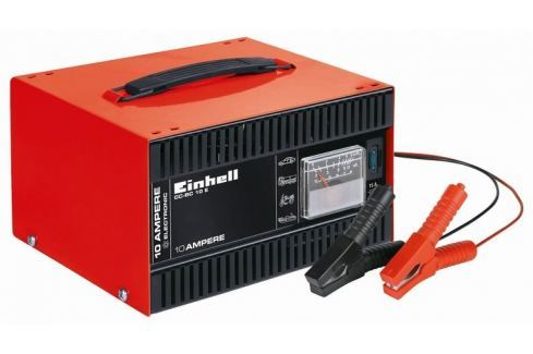 Einhell Nabíječka baterií CC-BC 10 E  Classic autonabíječky