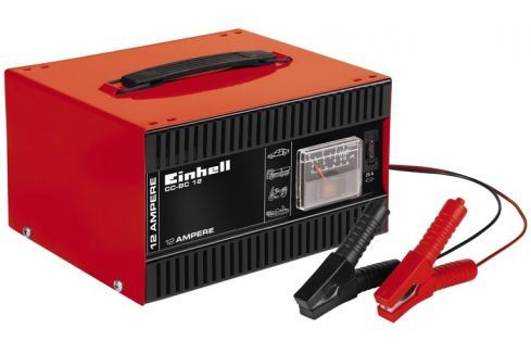 Einhell Nabíječka baterií CC-BC 12  Classic autonabíječky