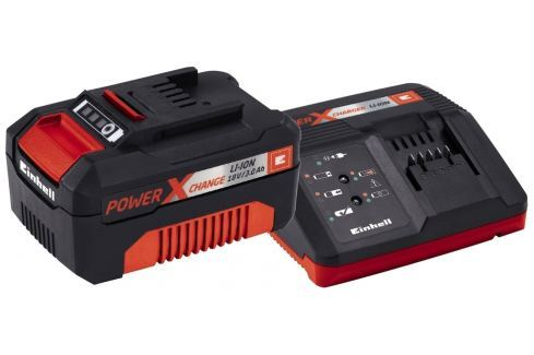 Starter-Kit Power-X-change 18 v 3,0 Ah Einhell Accessory autonabíječky