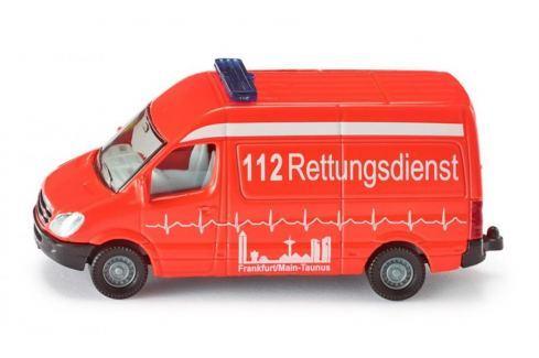 SIKU Ambulance auta