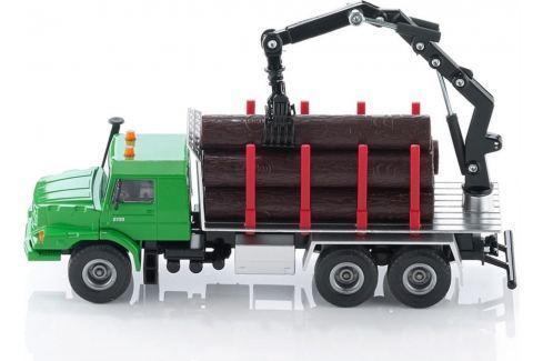 SIKU 2714 Nákladní auto s kládami (1:50) SIKU modely