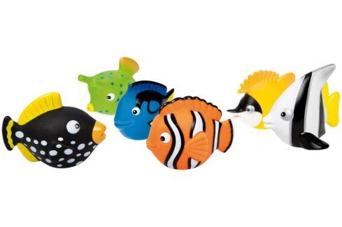 Stříkající zvířátka ryby Vodní hračky