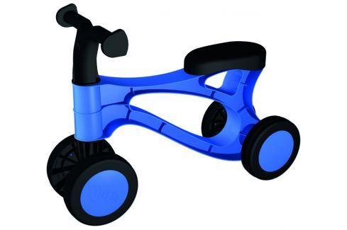 Lena Odrážedlo Rolocykl modrý plast výška sedadla 26cm od 18 měsíců odstrkovadla