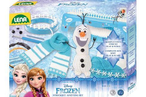 Pletení Ledové království Produkty