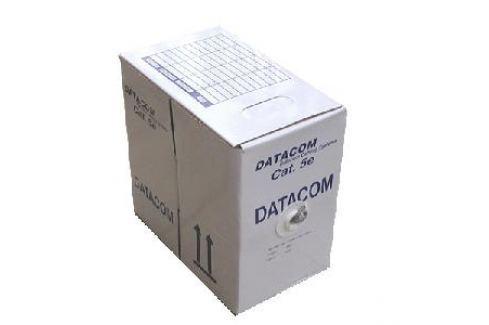 Datacom UTP Cat5e PVC kabel 305m (licna) modrý Síťové kabely