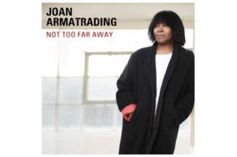 Joan Armatrading : Not Too Far Away LP Hudba