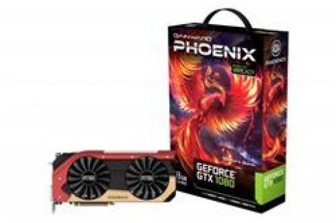 Gainward GeForce GTX 1080 Phoenix 8GB DDR5, 426018336-3651 Grafické karty