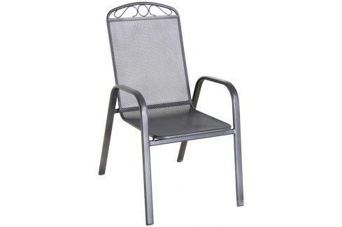 Creador Klasik stohovatelná židle z tahokovu 71 x 56 x 99 cm Zahradní židle a křesla