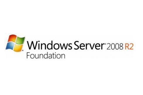IBM SW Windows Server 2008 R2 Foundation (1 CPU) ROK - Czech IT