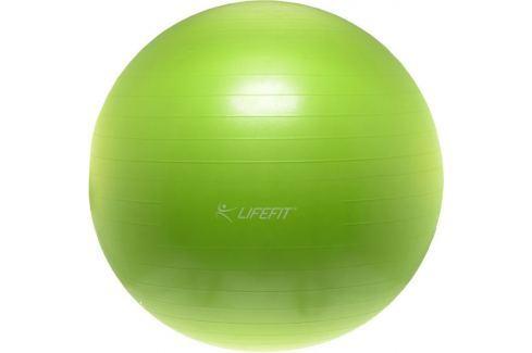 Rulyt Gymnastický míč Lifefit ANTI-BURST 55 cm, zelený Gymnastické míče