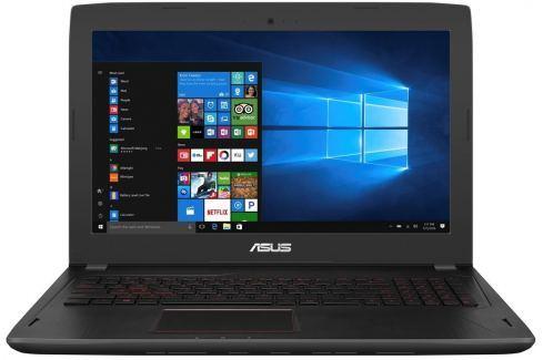 Asus FX502VD 15,6/i7-7700HQ/256SSD+1TB/2*8G/GTX1050/W10, černý Katalog produtků