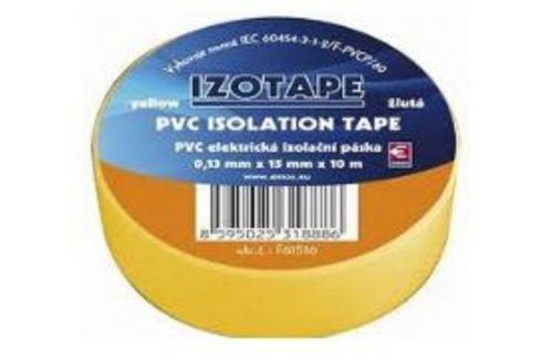 OEM Páska Izolační 15mm x 10m - žlutá Produkty