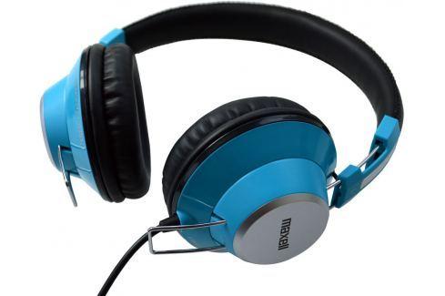 MAXELL 303712 RETRO DJ BLUE SLUCHÁTKA profi pro DJ