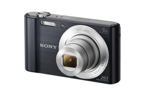 Sony DSC W810B DIGITÁLNÍ FOTOAPARÁT Digitální fotoaparáty