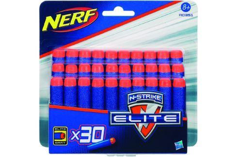 Hasbro NERF Elite náhradní šipky 30ks Dětské zbraně