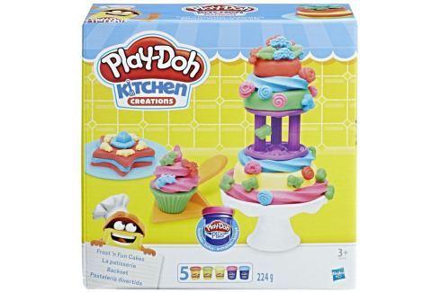 Hasbro Play Doh Set na pečení Produkty