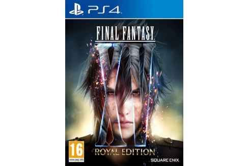 CAPCOM PS4 - Final Fantasy XV: Royal Edition Hry na PlayStation 4