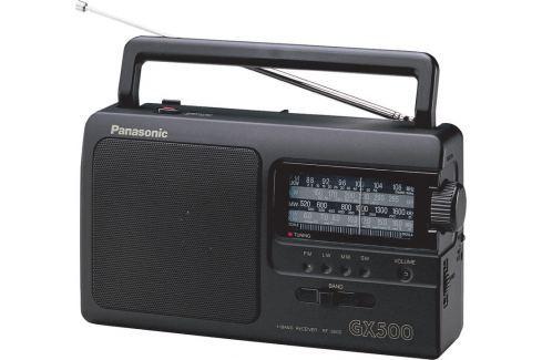 Panasonic Radiopřijímač  RF-3500E9-K Katalog produtků